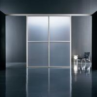 Buy cheap Interior Doors Frosted Glass Pattern Panels Front Door Decorative Acid Etched from wholesalers