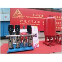 China Horizontal Orientation Diaphragm Pressurized Water Tank Excellent Sealability wholesale