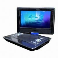 China Portable Blu-ray Disc Player with HD DVB-T Tuner wholesale