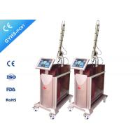 China 900ps Pulse Width Laser Tattoo Removal Device For  Eyebrow Or Lip Portable on sale