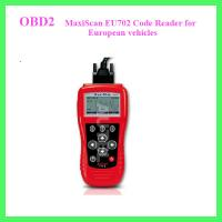 China MaxiScan EU702 Code Reader for European vehicles wholesale