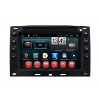 China  Megane Car GPS Navigation System Android OS DVD Player AM FM Tuner USB wholesale