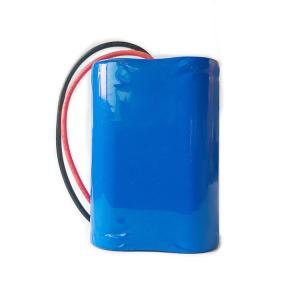 China Custom Sanyo 7.4V 1600mAh 18650 Lithium Battery Pack wholesale