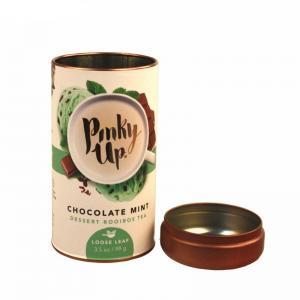 China Retro Style Tea Storage Tins for Sale wholesale