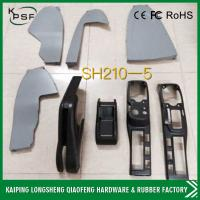 Silvery Metal / Iron Cooling Fan Parts For Sumitomo Excavator SH210-5