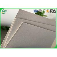 China A0 A1 A2 A3 A4 Grey Board Paper 300gsm - 1350gsm Book Binding Board Sheet on sale
