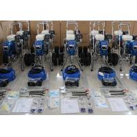 China Large Gasoline Powered Airless Paint Spraying EquipmentWith High Pressure Hose wholesale