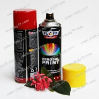 China Waterproof ODM Acrylic Lacquer Aerosol Paint Smooth Car Coating wholesale