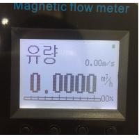 China Integrated IP68 Electromagnetic Flow Meter For SS304 JIS10K Flange wholesale