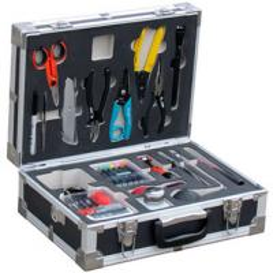 China Compact Field Fiber Fusion Splicing Tool Kit KL-08C wholesale