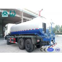 Quality 6X4 Foam Liquid Supply Water Tank Fire Fighting Truck  With Fire Pump for sale