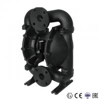China OEM Air Driven Double Diaphragm Pump High Volume Delivery 0.83 Mpa on sale
