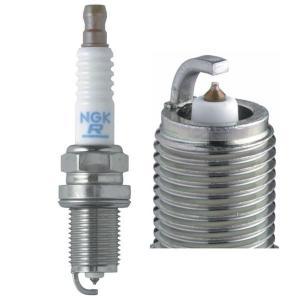 Standard Size Laser Platinum Spark Plug Superb Insulation Good Looking Appearance