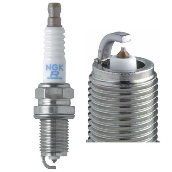 Quality Standard Size Laser Platinum Spark Plug Superb Insulation Good Looking Appearance for sale