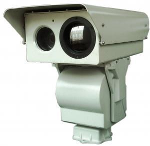 China PTZ Border Security Dual Thermal Imaging Camera Long Distance Night Vision wholesale