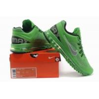 China Nike Air Max + 2013 shoes green shoes www.doamazingbusiness.net wholesale