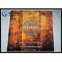 China Logo Printed & Customized Durable die cut shopping bags/ Handle bags retail wholesale