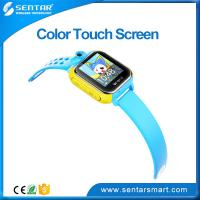 China Factory hot sale kids GPS tracker smart watch V83 with GSM SOS calling function for children wholesale
