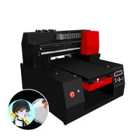 China High Resolution Mobile Phone Back Cover Printing Machine 2880 Dpi  CE Approved on sale