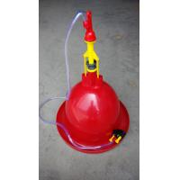 China Automatic Poultry Watering System Plasson Bell Waterers wholesale