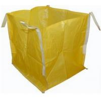 China Open Top Big FIBC Bulk Bag For Packing Bulk Goods , 500KG- 3000KG SWL on sale