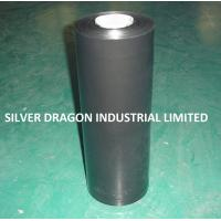 China BLACK SILAGE FILM SIZE 25MICRONS X 750MM X 1500M wholesale
