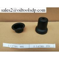 """Buy cheap API 2 7/8"""" REG steel Thread Protector from wholesalers"""