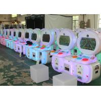 China Photo Drum Multi Players Coin Pusher Game Machine For Family Center wholesale