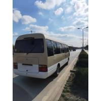 China Good condition Japan Brand used Coaster bus toyota second hand mini coach bus for sale wholesale