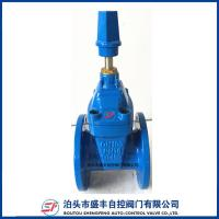 China resilient seated ductile iron DN50 gate valve wholesale