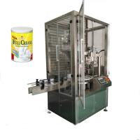 China Can Tin 2-step powder filler powder filling machine,Cheap Automatic Packaging machinery for can tin bottle wholesale