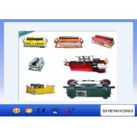 China Electrical Underground Cable Laying Machine 900kg Pulling Capacity on sale