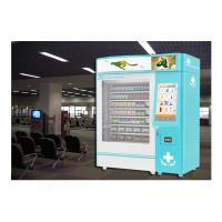 China Self - Service Large Pharma 24 Vending Machine Kiosk With 22 Inch Touch Screen on sale