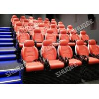 China Funny Adventure Motion Electric Mobile 5D Cinema For Street Shop wholesale