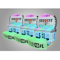 Quality Kids Amusement Arcade Machines Music Simulator Piano Playing Coin Operated for sale