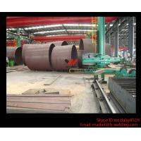 China Weld Column And Boom Welding Manipulators 7 * 7m Stationary Type With Flux And Recycle Unit wholesale