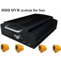 China GPS Fleet Management 3G Mobile DVR Total System For School Bus wholesale