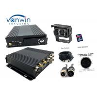 China High Resolution 1080P SDI  card  4 Channel Mobil DVR for  Bus Camera Surveillance System wholesale