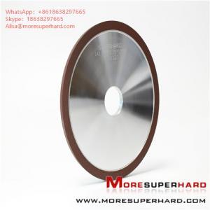 China Resin CBN grinding wheel processing high - speed steel tools Alisa@moresuperhard.com wholesale