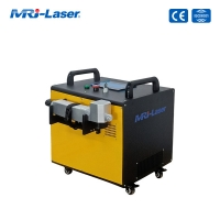 China Non Contact 60W 1064nm Laser Rust Removal Machine wholesale