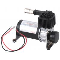 Quality Black And Silver Air Ride Engine Driven Compressor With Fast Pump Function Air Tank for sale
