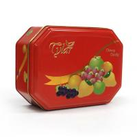 China Promotional Custom Candy Metal Tins Wholesaler wholesale