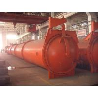 China Industrial Autoclave For AAC Plant wholesale