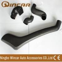 China UV resistance Nissan Navara D40 Diesel Snorkel 4x4 Left Side In Black Color wholesale