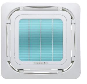 China Dekon VRF air conditioner cassette type indoor unit  2.8KW 360° air outlet round way flow wholesale