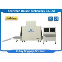 Buy cheap X Ray Large Baggage And Parcel Bag Checking Machine With High / Low Energy For from wholesalers