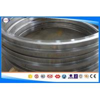 China 18crnimo7-6 / 4317 / 17CrNiMo6 Forged Steel Rings 8000 Mm Max OD 500 Mm Thickness wholesale