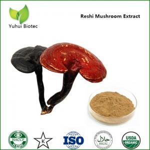 China reishi mushroom extract powder,red reishi extract,red reishi mushroom extract wholesale