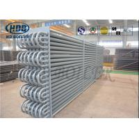 China Highly Efficiency Boiler In Thermal Power Plant , Power Plant Economiser Easy Operation wholesale