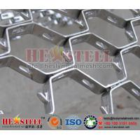 China Hexmetal Refractory Anchor,Offset Hexmesh,Hexsteel with Lance,Clinch,HEX Mesh wholesale